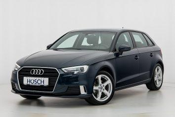 Audi A3 Sportback 2.0 TDI S-tronic Sport LP: 41.773,-€ bei Autohaus Hösch GmbH in