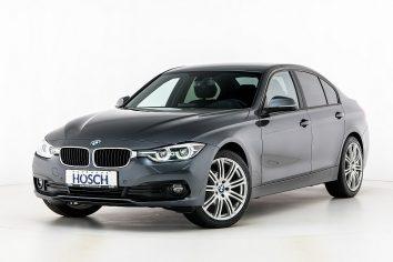 BMW 318d Advantage Aut. LP.: 47.751,- € bei Autohaus Hösch GmbH in