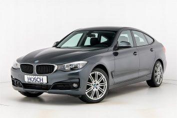 BMW 320d Gran Turismo Aut. LP: 51.938.- € bei Autohaus Hösch GmbH in