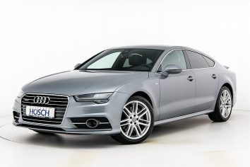 Audi A7 Sportback 3.0 TDI quattro S-Line S-tronic LP: 92.817.- € bei Autohaus Hösch GmbH in