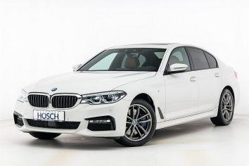BMW 540i xDrive M Sport Aut. LP:105.537.- € bei Autohaus Hösch GmbH in