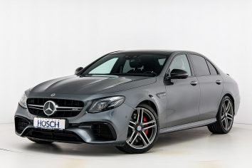 Mercedes-Benz E 63 AMG S 4MATIC Aut. LP:183.917,- € bei Autohaus Hösch GmbH in
