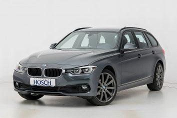 BMW 318d Touring xDrive Advantage  LP:51.485.-€ bei Autohaus Hösch GmbH in