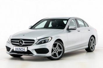 Mercedes-Benz C 220d AMG-Line Aut. LP: 54.501.- € bei Autohaus Hösch GmbH in