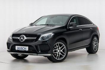Mercedes-Benz GLE 350d Coupe 4Matic AMG-Line Aut. LP: 106.420,-€ bei Autohaus Hösch GmbH in
