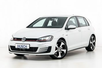 VW Golf GTI 2,0 TSI DSG Performance Aut. LP: 46.826,-€ bei Autohaus Hösch GmbH in