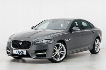 Jaguar XF 20d AWD R-Sport Aut. LP: 77.575,-€ bei Autohaus Hösch GmbH in