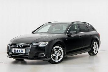 Audi A4 Avant 2,0 TDI quattro Sport S-Line S-tronic LP: 69.429,-€ bei Autohaus Hösch GmbH in