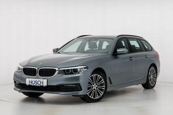 BMW 520d Touring xDrive Sport Line Aut. LP:72.794.-€ bei Autohaus Hösch GmbH in