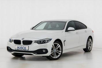 BMW 420d xDrive Gran Coupe Sport Line Aut. LP:62.721.-€ bei Autohaus Hösch GmbH in