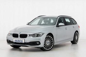 BMW 316d Touring Advantage Aut. LP.: 47.576,- € bei Autohaus Hösch GmbH in