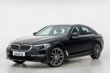 BMW 520d Aut. LP: 57.363,- € bei Autohaus Hösch GmbH in