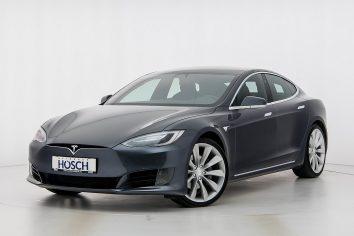 Tesla Model S 75 AWD Aut. bei Autohaus Hösch GmbH in
