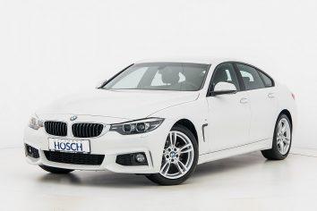 BMW 420i Gran Coupe M-Sport Aut. LP:52.970.-€ bei Autohaus Hösch GmbH in