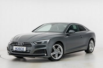 Audi A5 Coupe 2.0 TDI quattro Sport S-line S-tronic LP: 64.750,-€ bei Autohaus Hösch GmbH in
