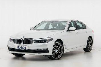 BMW 520d Aut.  LP: 57.732.- € bei Autohaus Hösch GmbH in