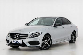 Mercedes-Benz C 180d AMG Line Aut. LP: 54.158,- € bei Autohaus Hösch GmbH in