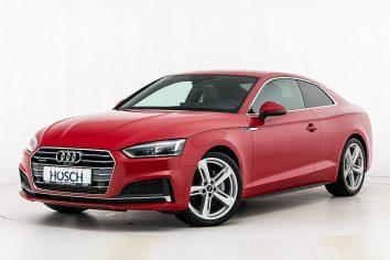 Audi A5 3.0 TDI quattro Sport S-Line S-tronic LP: 88.372,-€ bei Autohaus Hösch GmbH in