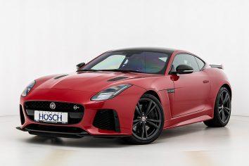 Jaguar F-Type SVR V8 Coupe AWD Aut. LP: 205.767,-€ bei Autohaus Hösch GmbH in