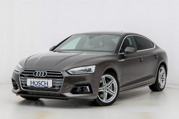 Audi A5 Sportback 3.0 TDI quattro Sport S-line Aut. LP: 79.535,-€ bei Autohaus Hösch GmbH in