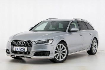 Audi A6 Allroad 3,0 TDI quattro Aut. LP: 92.374,-€ bei Autohaus Hösch GmbH in