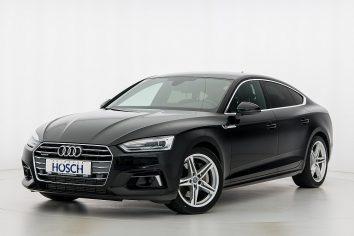 Audi A5 Sportback 3.0 TDI quattro Sport S-line Aut. LP: 81.073,-€ bei Autohaus Hösch GmbH in