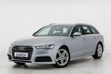 Audi A6 Avant 2.0 TDI quattro S-tronic LP: 74.737,- € bei Autohaus Hösch GmbH in