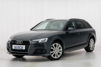 Audi A4 Avant TDI quattro Aut. LP: 68.127,-/ mtl. 188,-* bei Autohaus Hösch GmbH in