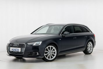 Audi A4 Avant 2,0 TDI quattro Sport S-Line S-tronic LP: 69.231,-€ bei Autohaus Hösch GmbH in