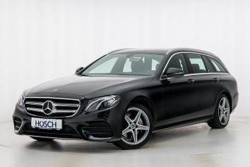 Mercedes-Benz E 220d Kombi AMG-Line Aut. LP: 70.463.-€ bei Autohaus Hösch GmbH in