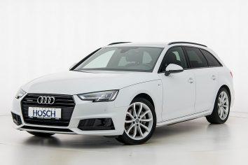 Audi A4 Avant 2,0 TDI quattro Sport 2xS-Line S-tronic LP: 75.032,-€ bei Autohaus Hösch GmbH in