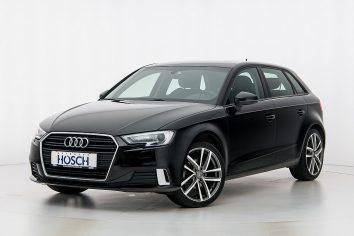 Audi A3 Sportback 30 TDI Sport LP: 35.193.-€ bei Autohaus Hösch GmbH in