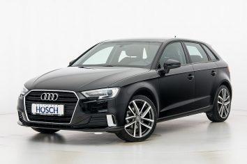 Audi A3 Sportback 30 TDI Sport LP: 33.962.-€ bei Autohaus Hösch GmbH in