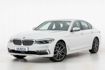 BMW 530d xDrive Luxury-Line Aut. LP: 87.005,-€ bei Autohaus Hösch GmbH in