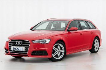 Audi A6 Avant 2.0 TDI quattro S-Line S-tronic LP: 72.272,- € bei Autohaus Hösch GmbH in