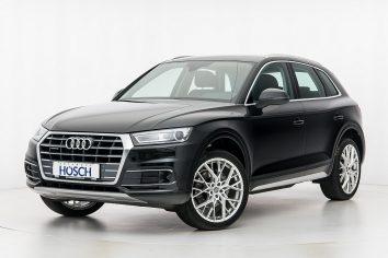 Audi Q5 40 TDI quattro Sport S-tronic LP: 67.289,-€ bei Autohaus Hösch GmbH in