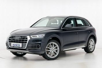 Audi Q5 40 TDI quattro Sport S-tronic LP: 69.055,-€ bei Autohaus Hösch GmbH in