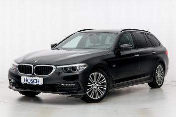 BMW 520d Touring xDrive Sport Line Aut. LP:73.654.-€ bei Autohaus Hösch GmbH in