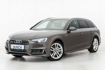 Audi A4 Avant TDI quattro Sport 2xS-Line Aut LP: 72.731,-/ 208,-* bei Autohaus Hösch GmbH in