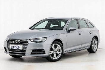 Audi A4 Avant TDI quattro Sport Aut. LP:64.349.-€ bei Autohaus Hösch GmbH in