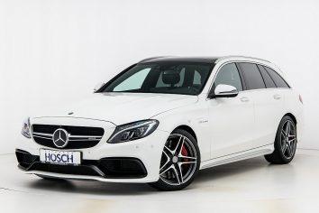 Mercedes-Benz C 63 AMG S Kombi Aut. LP:129.620,- € bei Autohaus Hösch GmbH in