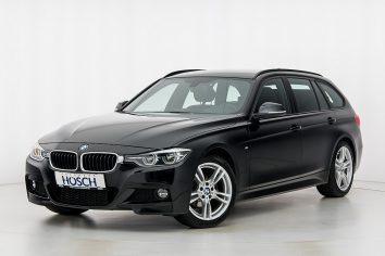 BMW 320i Touring M-Sport Aut. LP:56.907.-€ bei Autohaus Hösch GmbH in