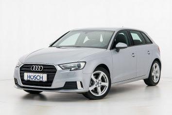 Audi A3 SB 2.0 TDI Sport Aut. LP: 41.440.-/ mtl. 151,-* bei Autohaus Hösch GmbH in