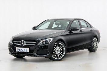 Mercedes-Benz C 220d Aut. LP: 50.183.- / mtl. 204,-* bei Autohaus Hösch GmbH in