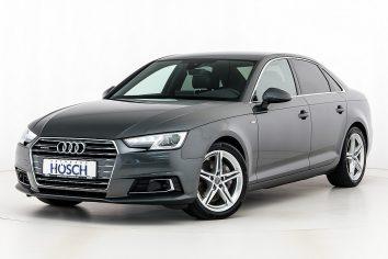 Audi A4 TDI quattro Sport S-Line Aut. LP:66.937,-€/mtl.224.-* bei Autohaus Hösch GmbH in