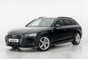 Audi A4 Avant 3,0 TDI quattro Sport S-Line Aut. LP:76.133,-/mtl.294.-* bei Autohaus Hösch GmbH in