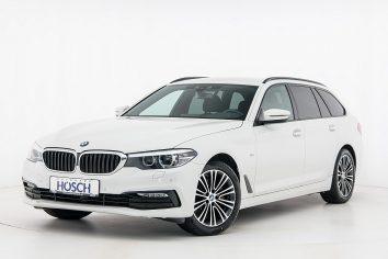 BMW 520d Touring xDrive Sport Line Aut. LP:71.334.-€ bei Autohaus Hösch GmbH in