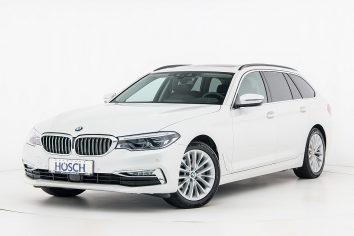 BMW 520d Touring Luxury Line Aut. LP:84.638.-/mtl.313.-* bei Autohaus Hösch GmbH in