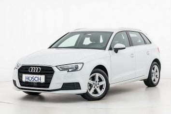 Audi A3 Sportback 1.6 TDI LP: 37.327.-€ bei Autohaus Hösch GmbH in