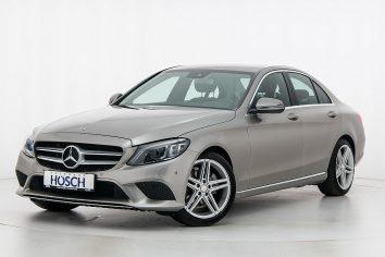 Mercedes-Benz C 220d Avantgarde Aut. LP:59.765.-/ mtl. 222,-* bei Autohaus Hösch GmbH in